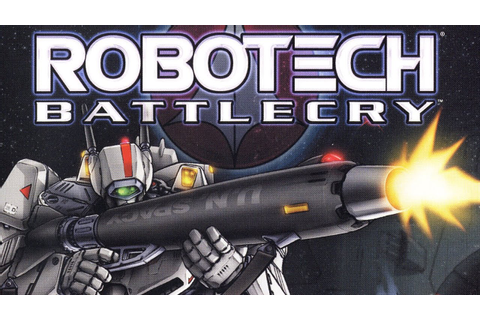 Classic Game Room - ROBOTECH BATTLECRY review for PS2 ...