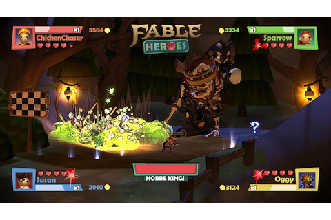 Fable Heroes Xbox 360 impressions | Windows Central
