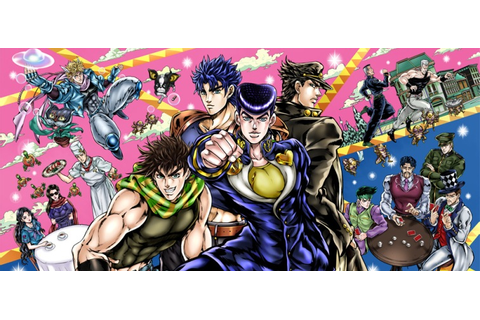 Jojo's Bizarre Adventure – Diamond Records – Koller ...