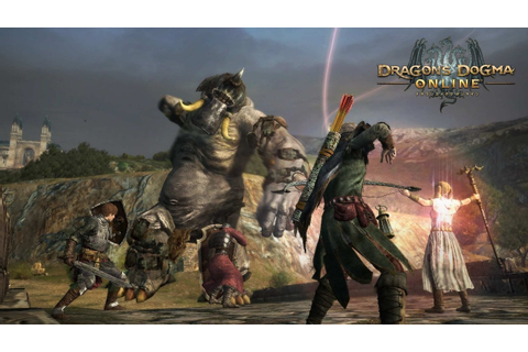 Dragon's Dogma Online – Capcom unveils second official ...