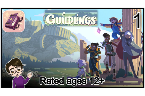 Let's Play Guildlings from Apple Arcade on iOS #1 A New ...