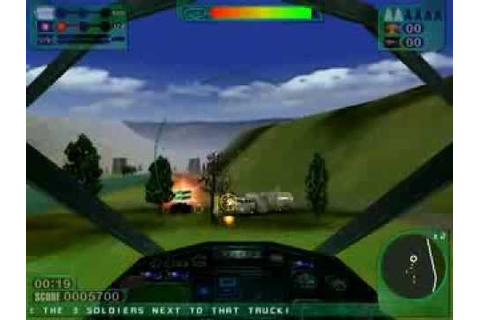 DOS - Extreme Assault (1997, Blue Byte Software) - YouTube
