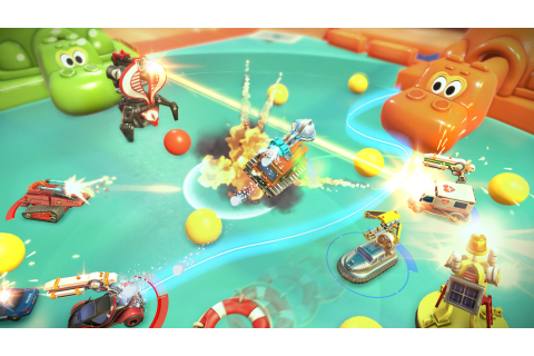 Micro Machines: World Series (PS4 / PlayStation 4) Game ...