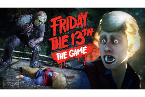 Friday the 13th: The Game - YOU SON OF A PAMELA!!! (Beta ...