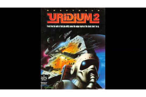 Uridium 2 - level 2 - Amiga music video game - YouTube
