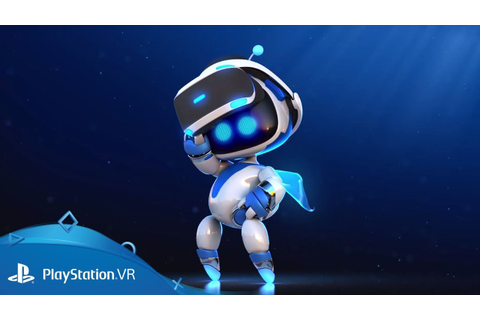 ASTRO BOT: Rescue Mission | Announcement Trailer ...
