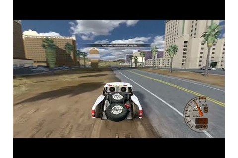 Baja: Edge of Control Xbox 360 Gameplay - Trophy Truck ...