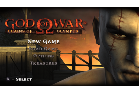 Best PPSSPP Setting Of God Of War Chains Of Olympus Gold ...