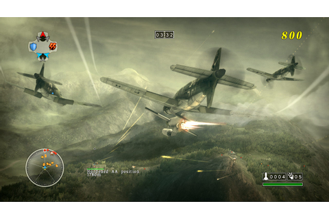 Download Blazing Angels 2: Secret Missions of WWII Full PC ...
