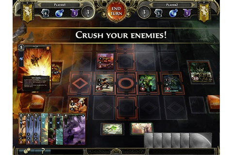 Might & Magic: Duel of Champions Free-To-Play Online Card ...