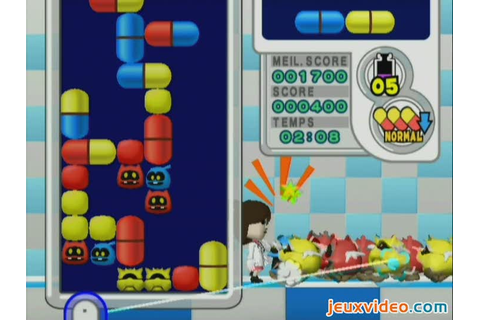 Gaming Live Dr. Mario & Bactericide : - jeuxvideo.com