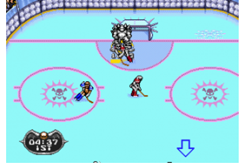 Download Mutant League Hockey (Genesis) - My Abandonware