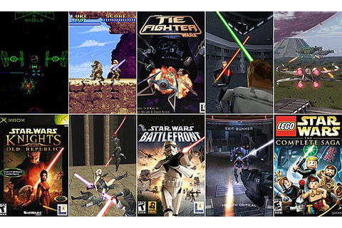 5 Star Wars Games That Need to Make a Comeback With The ...