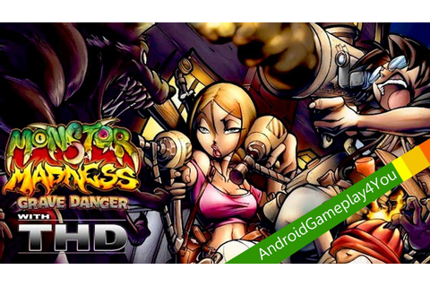 Monster Madness: Grave Danger Android Game Gameplay [Game ...