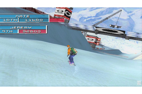 MTV Sports: Pure Ride PS1 Gameplay HD - YouTube