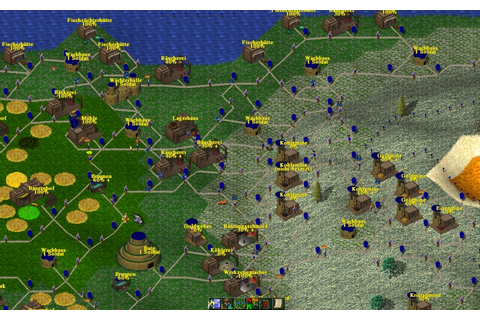 [ WideLands ] [ HDStation ] The Settlers Games - Forum des NAS