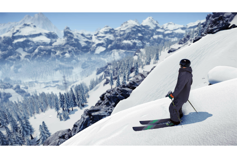 SNOW - the skiing video game that promises the POW ...