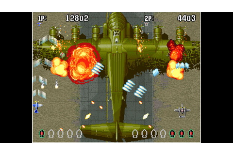 Take in a '90s Shmup as ACA NEOGEO Aero Fighters 3 arrives ...