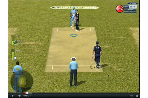 Cricket Revolution World Cup 2011 PC Game Download Free ...
