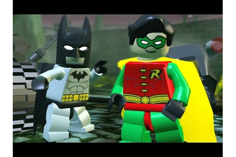 LEGO Batman: The Video Game Walkthrough Episode 1-4 The ...