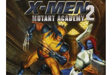 Download Free Android Game X-Men: Mutant Academy 2 - 9109 ...