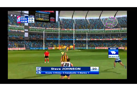 Game 41 - AFL Premiership 2005 - YouTube