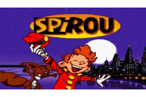 Spirou gameplay (PC Game, 1995) - YouTube