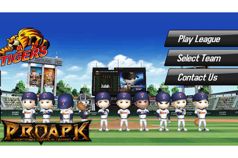 Baseball Star Gameplay iOS / Android - YouTube