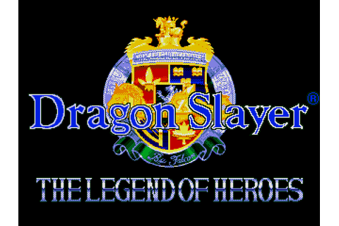 Dragon Slayer: The Legend of Heroes II (1995) by Falcom ...