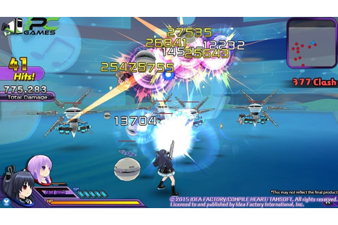 Hyperdimension Neptunia U Action Unleashed PC Game Free ...