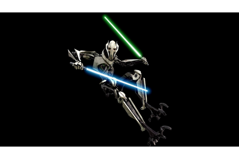 Star Wars Episode III video game - General Grievous voice ...