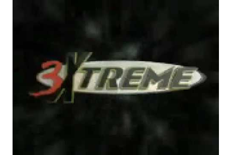 3Xtreme - Intro ( Playstation) - YouTube