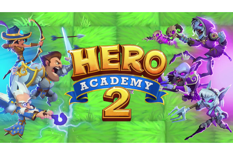 Hero Academy 2 - AVAILABLE NOW! - YouTube