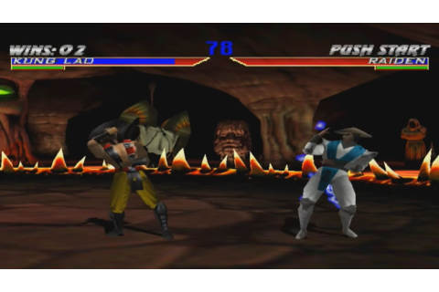 Mortal Kombat Gold - Old Games Download