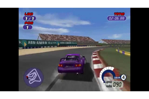 TOCA World Touring Cars - ePSXe Gampelay - YouTube