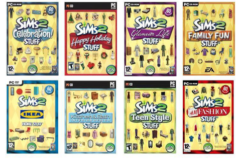 Which one of these you want to make a comeback? — The Sims ...