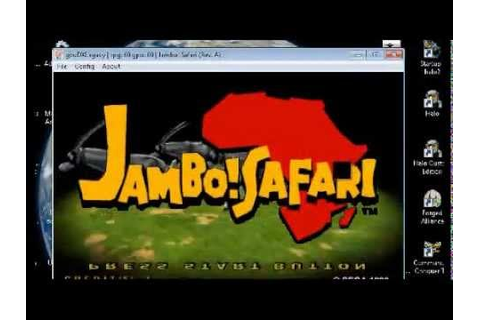 jambo! safari demul 0.5.7 - YouTube