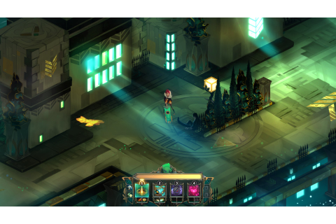 Review: Transistor - Metadragon.de