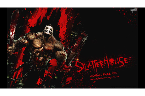 Splatterhouse Game Movie (All Cutscenes) 2010 - YouTube