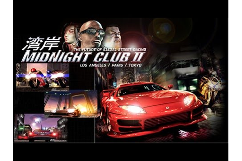 Midnight Club 2 (PS2) - Gameplay - YouTube
