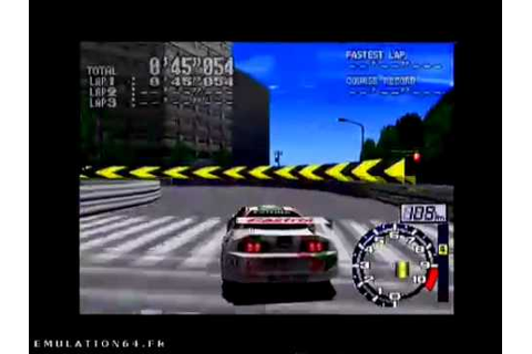GT 64 - Championship Edition (Nintendo 64) - YouTube