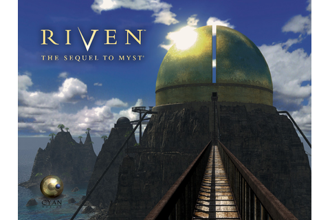 Riven for iPad [Cyan Worlds] - $5.99 ~ TheAppShack ...