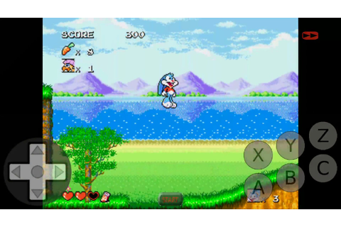 How to play Tiny Toon Adventures game on Android phone ...