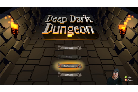 Deep Dark Dungeon - YouTube