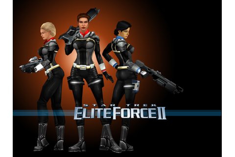 Star Trek® Elite Forces II - Game Source (Fixed) file - Mod DB