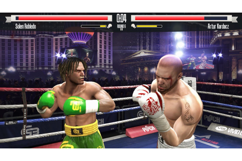Best Boxing Game Ever for PC - YouTube
