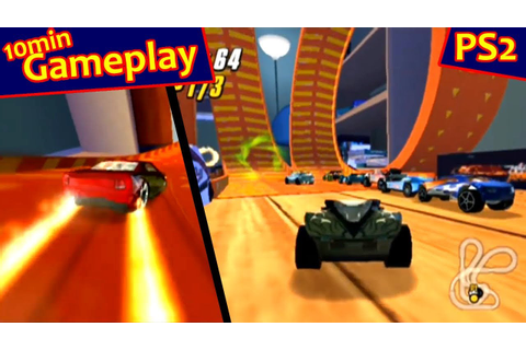 Hot Wheels: Beat That! ... (PS2) - YouTube