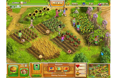 Farm Tribe 2 Game|Play Free Download Games|Ozzoom Games ...