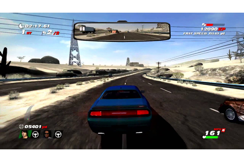 Fast and furious showdown gameplay footage 1 - YouTube