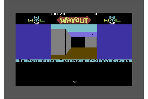 Download Wayout - My Abandonware